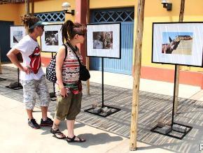 Trujillo: muestra fotográfica ´Moche: Herencia Viva´ en las huacas