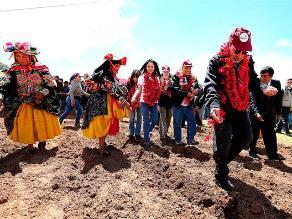 Perú cierra Año Internacional de Quinua pidiendo se destierre comida chatarra