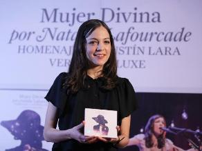 Natalia Lafourcade cree que Agustín Lara cambió su modo de hacer música