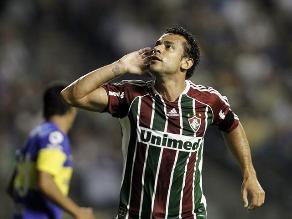 Justicia brasileña salvó al Fluminense del descenso a Segunda División