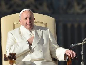 Papa afirma que el cristiano que