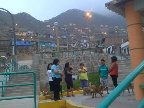 Edelnor: Alumbrado público permanente en Carabayllo ha sido solucionado