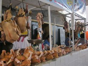 Precio del pollo llega a los S/.9.00 en mercados lambayecanos