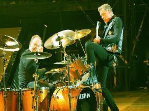 Metallica: Se inició la venta de entradas para concierto en Lima