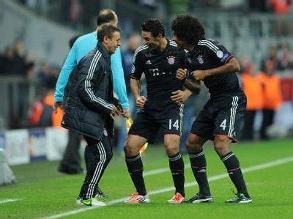 Rafinha extiende su contrato con el Bayern Munich hasta el 2017