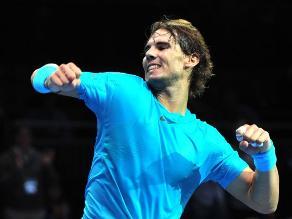 Rafael Nadal sustituye a Bolt como deportista del año para diario L