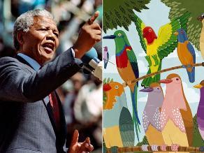 Una recopilación de cuentos africanos, el legado más tierno de Mandela