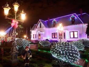 Mansión de Papá Noel en Guadalajara cumple 200 años