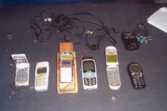 Tumbes: incautan celulares en requisitoria al penal de Puerto Pizarro