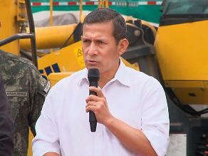 Humala encabezará graduación de nuevos oficiales PNP