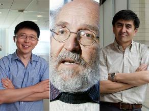 Revista Nature reconoce a figuras prominentes de la ciencia en 2013
