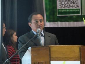 Cajamarca: Santos rendirá cuentas en segunda audiencia pública regional