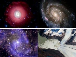 Las mejores fotos que la NASA capturó en 2013