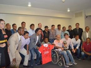 Cienciano recordó décimo aniversario del título en la Copa Sudamericana