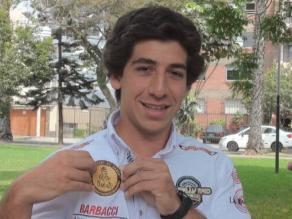 Conoce al piloto peruano más joven que correrá el Rally Dakar 2014