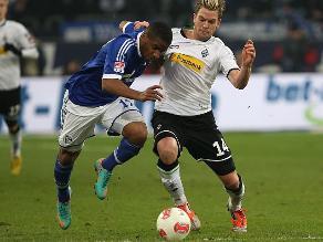 Schalke con Jefferson Farfán no pudo con el Nuremberg en la Bundesliga