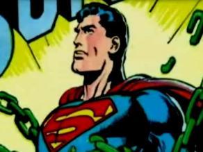 Calculan fuerza de Superman usando leyes de la Física