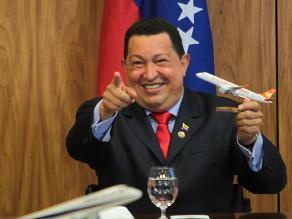 El misterio que rodea el avión presidencial de Hugo Chávez