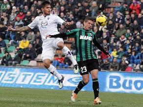 Fiorentina con Juan Vargas venció al Sassuolo y confirmó su recuperación