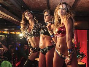 Tilsa reapareció en discoteca con ´Las Vengadoras´