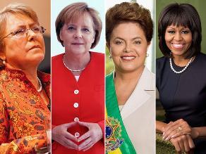 Las mujeres más importantes del año 2013
