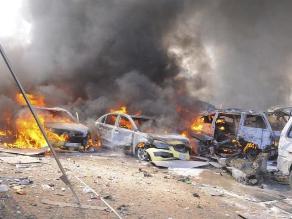 Activistas denuncian la muerte de casi 70 personas en ataques en Alepo