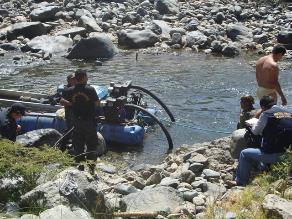 Instalarán garitas de control contra minería ilegal en Nazca y Chala