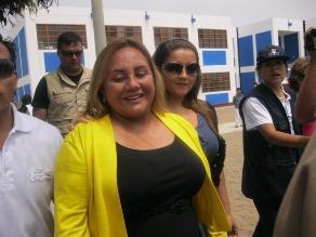 Rosa Núñez todavía no tiene fecha para juramentación parlamentaria