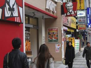 Japón y su tradición de comer pollo frito por Navidad