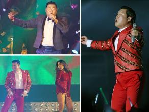 PSY hizo bailar a Corea con espectacular concierto en Seúl