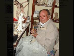 Antonio Olave Palomino: El artesano cusqueño creador del Niño de la Espina