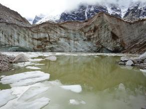 Arequipa: Unidad de Glaciología se instalará en nevado Coropuna