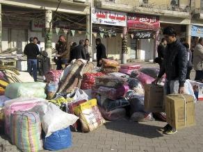 Una Navidad triste para los cristianos sirios