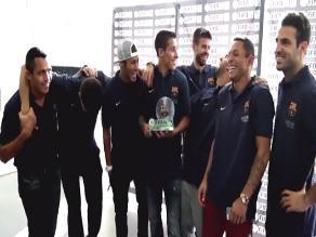 Jugadores de Barcelona se divierten en campeonato de videojuegos