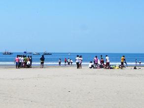 Trujillo: Playas de Salaverry esperan 50 mil visitantes este verano