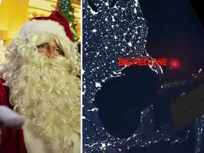 Código Big Red One: Rastreando a Papá Noel en Navidad