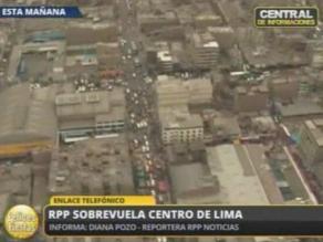 Video: Lima Metropolitana vista desde el cielo