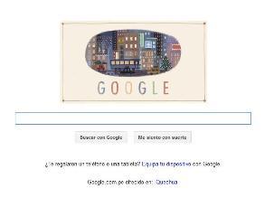 Google estrena nuevo doodle esta Navidad