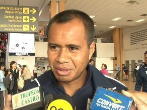Henry Quinteros se mostró dolido porque dejará Alianza Lima para el 2014