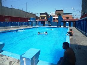 Siete piscinas de Trujillo son declaradas no aptas para bañistas