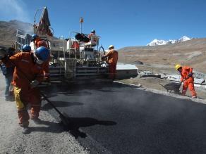 Mejoran carretera que une a Cajamarca, Amazonas y La Libertad