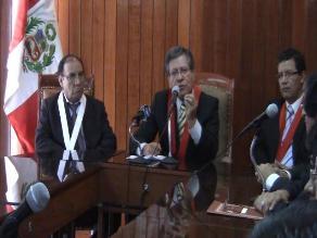 Jueces de Arequipa laboraran días feriados de Año Nuevo