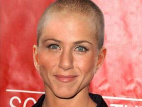 ¿Jennifer Aniston se rapó el cabello?