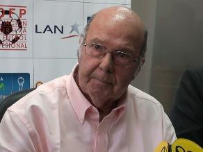 De Souza Ferreira fue nuevamente elegido como presidente de la ADFP