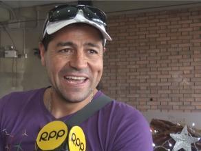 Sergio Ibarra: Lo mejor que he hecho es ser el goleador histórico