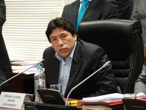 Alexis Humala postulará al Congreso, afirmó su abogado