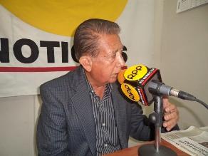 Califican con 05 de nota gestión de alcalde provincial de Cajamarca