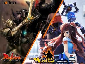 Anuncian novedades en videojuegos Rakion y MicroWars