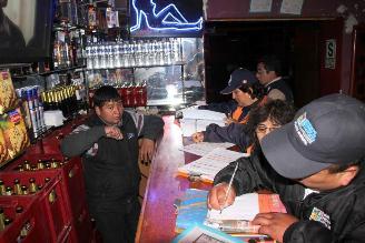 Huancayo: intervienen 4 locales de diversión sin medidas de seguridad