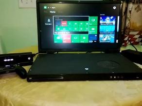Crean Xbox One portátil con pantalla de 22 de pulgadas